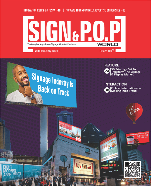Signage Industry is Back On Track