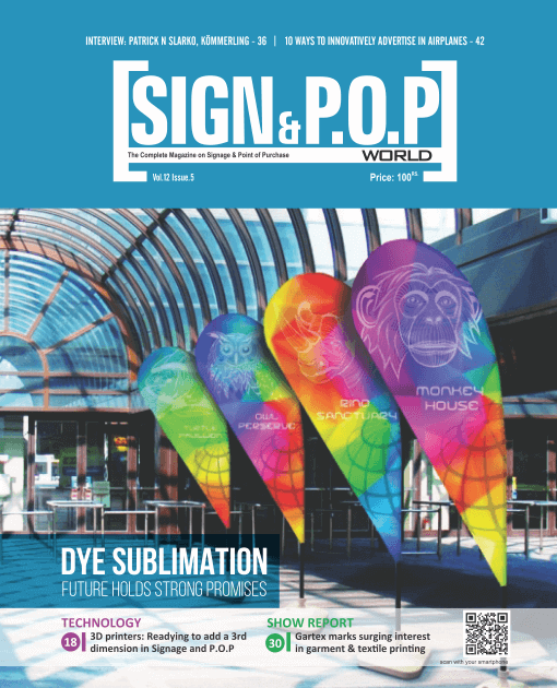 Dye Sublimation: The Future Holds Strong Promises