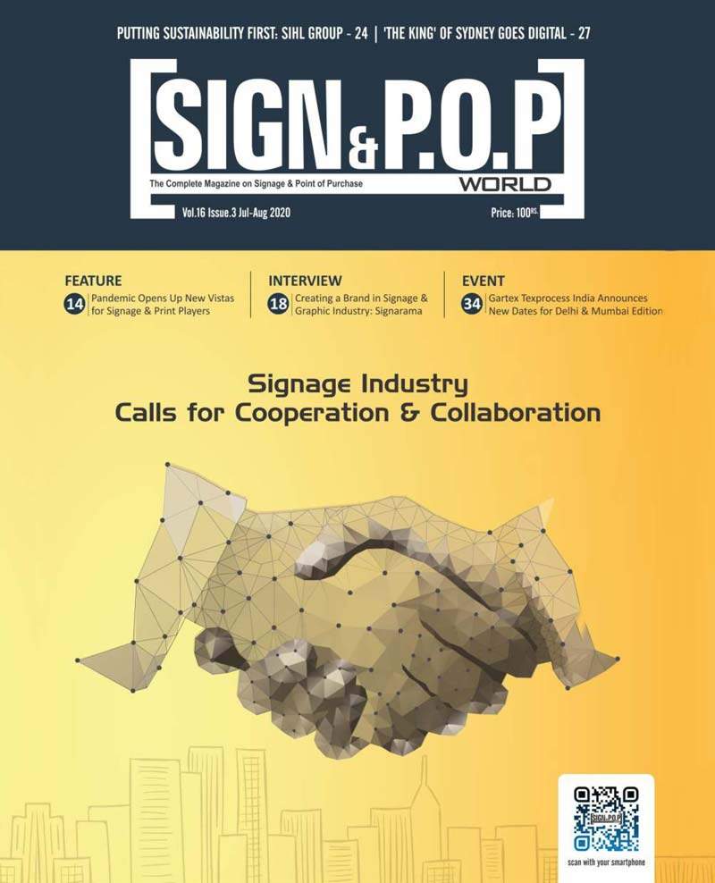 Signage Industry Calls for Cooperation & Collaboration