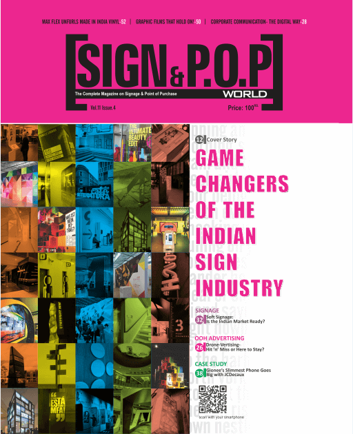 Game Changers of The Indian Signage Industry