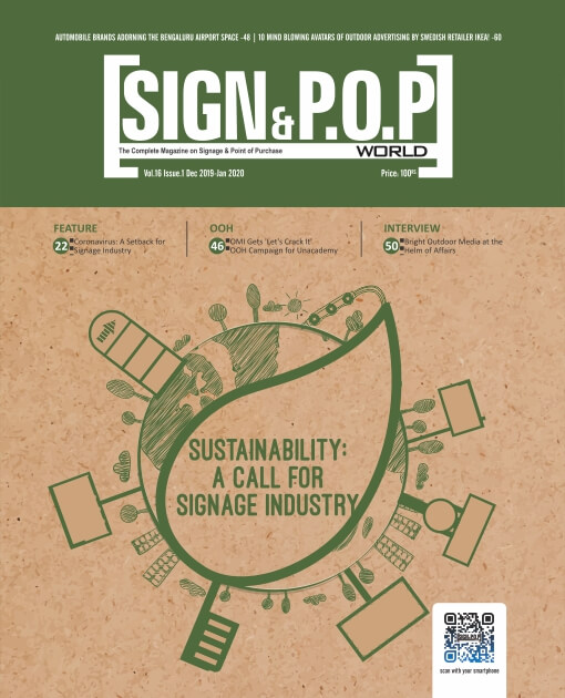 Sustainability: A Call For Signage Industry